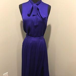 Rachel Zoe 2 piece top and skirt